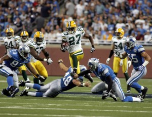 Packers beat Lions